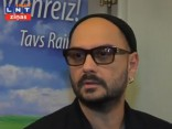 """Serebreņikovs Raini parāda citādi  nekā """"stīvajās"""" skolu mācību grāmatās"""