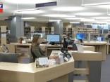 Gandrīz uz pusi šobrīd sarucis Latvijas Nacionālās bibliotēkas  apmeklētāju skaits