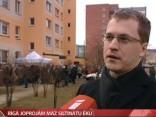 Rīgā joprojām maz siltinātu ēku 2015.02.25