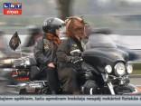 Motosezonas atklāšana pulcē tūkstošiem motobraucējus