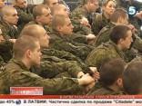 В Литве разыграли список призывников