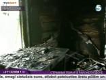 Странный пожар в районе Балдоне