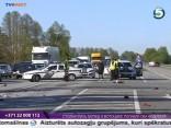 Трагическая авария: столкнулись мопед и мотоцикл