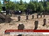 Atjauno Birzgales brāļu kapus