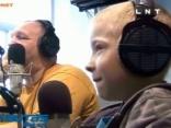 Radio SWH dīdžeju ādā iejūtas bērni