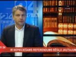 Juris Jansons: Ja valdība nevar - lai iet makšķerēt