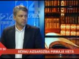Juris Jansons: Cīņā ar pārkapumiem pret bērnunama bērniem
