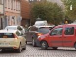 Sastrēgumi vienā laidā Tērbatas un Matīsa ielas krustojumā