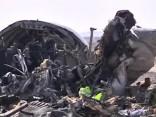 Krievijas lidmašīnas katastrofa: lidmašīnas vraks