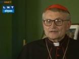 Kardināls Pujats atkāpsies no amata