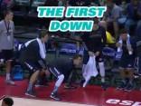 Noskaties: Trakākais, smieklīgākais basketbola soliņš