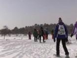 Izaicinājums ziemas prieku baudītājiem - izstaigāt Latvijas purvus