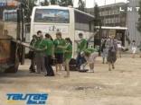 Autovadītājiem atgādina par bērnu pieplūdumu Rīgā