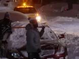 Sniegs izraisījis pamatīgu haosu ASV