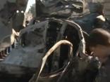Sprādzienos pie šiītu svētnīcas Sīrijā nogalināto skaits sasniedz 71