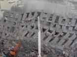 Spēcīgā zemestrīcē Taivānā; turpinās glābšanas darbi