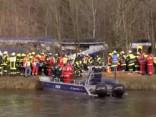 Vācijas dienvidos saskrējušies divi vilcieni - vismaz četri bojāgājušie