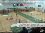 Telpu futbols Madonā gūst arvien lielāku ievērību