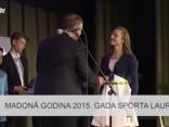 Madonā godina 2015. gada sporta laureātus