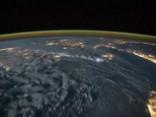 Astronauts pārsteigts par zibeņošanas intensitāti uz Zemes