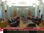 M.Kučinska valdība apstiprināta