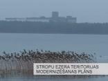 Stropu ezera teritorijas modernizēšanas plāns