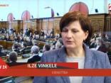 """I. Vinķele, par spīti Ētikas komisijas lēmumam, nepametīs """"Vienotības"""" partiju"""
