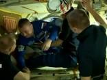 «Soyuz TMA - 20M» veiksmīgi pacēlusies, astronauti sasnieguši kosmisko staciju