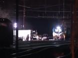 No sliedēm nobraucot pasažieru vilcienam, ASV gājuši bojā divi cilvēki