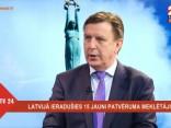 Kučinskis: Latvijā ieraduši 15 patvēruma meklētāji