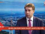 800 miljoni eiro gadā zaudēti sliktu ceļu dēļ