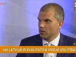 """Rostovskis: Laiks pieņemt drosmīgus lēmumus, valsts krīt """"Titānikā"""""""