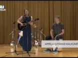 Aprīļa ģitāras Kalkūnē