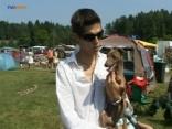 Nacionālajā suņu izstādē Ogrē – vairāk kā 1000 dalībnieku 2010.07.27