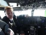 Lidmašīnas kapteinis - iespējams, labāk apmaksātā profesija Latvijā