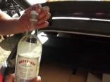 Kā policija aizturēja nelegālā alkohola pārvadātājus