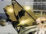 Džeimsa Veba teleskops gandrīz uzbūvēts
