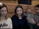 Ģimenes diena - Albergu ģimene