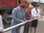 Šodien atklāta unikāla Dzelzceļa transporta parāde