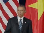 Obama: ASV atcels aizliegumu pārdot Vjetnamai bruņojumu