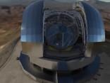 Čīlē sāks būvēt lielāko teleskopu