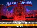 Latvijā viesojas pasaulē lielākā spoku māja