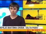 """Rīgā viesosies Liepājas teātra izrāde """"Zelta pods"""""""