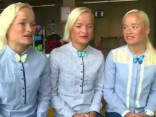 Igauņu trīnītes pārrakstīs olimpisko vēsturi