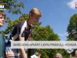 Pieci novadi Latvijā 2016.05.30