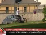 Radīts valsts standarts velosatiksmei