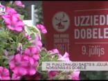Puķu draugu saiets 9.jūlijā norisināsies Dobelē