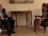 TVNET saruna ar Lielbritānijas vēstniecības vadītāju Latvijā Timu Koleju
