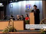 Daugavpils Universitātē rit vasaras izlaidumi