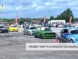 Triobet drifts atgriežas Daugavpilī